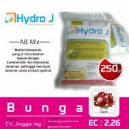 Hydro J Nutrisi Bunga 500mL Pekatan – 250gr