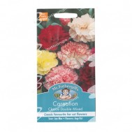 Mr Fothergills Carnation Choice Double Mixed