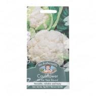 Mr Fothergills Cauliflower All The Year Round