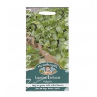 Benih Lambs Lettuce Valentin 500 Biji – Mr Fothergills