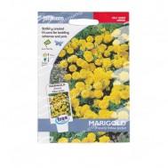Johnsons Seeds Marigold Yellow Jacket