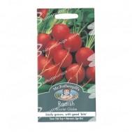 Mr Fothergills Radish Scarlet Globe