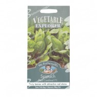 Mr Fothergills Spinach Red Cardinal F1