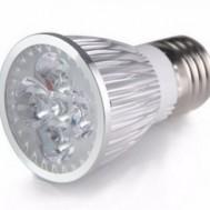 Lampu Tanaman 5 LED 10 watt
