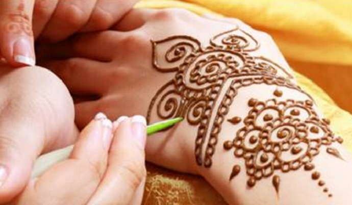 22 Creative Cara Membuat Henna Simple Makedes Com