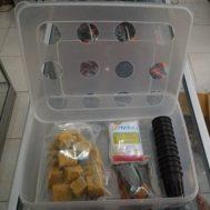 Starter Kit Hidroponik Sistem Wick 12 Lubang