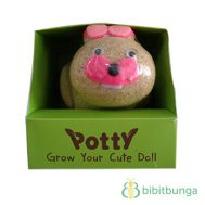 Boneka Potty Bunny