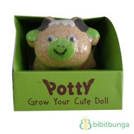 Boneka Potty Cowdy