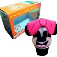 Boneka Minnie Mouse