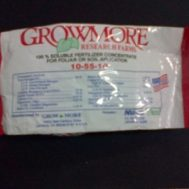 Pupuk Growmore 10-55-10 – 100 Gram