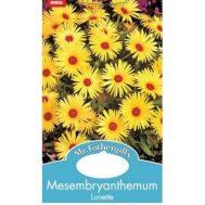 Benih Mr Fothergills Mesembryanthemum Lunette