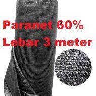 Paranet 60% Lebar 3 Meter