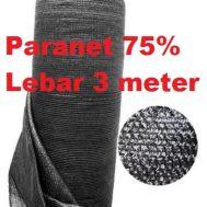 Paranet 75% Lebar 3 Meter (Merek Dragon)