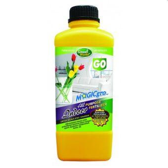 Pupuk MAGICgro Indoor G0 (100% Organic) – 1 Liter