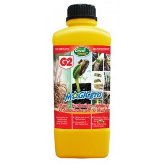 Pupuk MAGICgro Benih, Akar, Anakan G2 (100% Organic) – 1 Liter