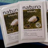 Pestisida Nabati (Organik) Naturo – 10 gram