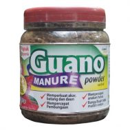 Pupuk Organik Guano Manure (Butiran) – 500 gram