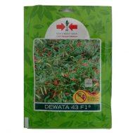 Benih Cabe Rawit Dewata 43 F1 2.250 biji – Panah Merah