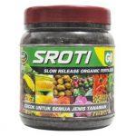 Pupuk Organik Slow Release SROTI G8 – 480 gram