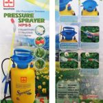 Pressure Sprayer Maspion MPS-5 (Kapasitas 5 Liter)