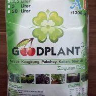 Goodplant Nutrisi AB Mix Sayuran Daun – 2,5 Liter