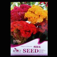 Benih Bunga Celosia Cristata Mixed 100 Biji – Retail Asia