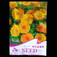 Benih Calendula (Pot Marigold) 30 Biji – Retail Asia