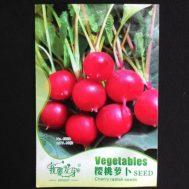 Benih Lobak Cherry (Cherry Radish) 60 Biji – Retail Asia
