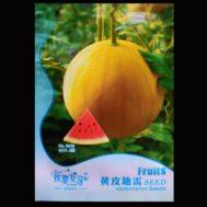 Benih Semangka Kulit Kuning 6 biji – Retail Asia