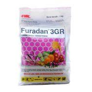 Insektisida / Nematisida Furadan 3GR – 1 Kg