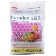 Insektisida / Nematisida Furadan 3GR – 2 Kg