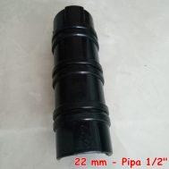 Clip / Klip Penjepit Plastik UV / Paranet – 22 mm – Pipa 1/2″ inch inci