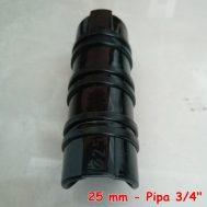 Clip / Klip Penjepit Plastik UV / Paranet – 25 mm – Pipa 3/4″ inch inci