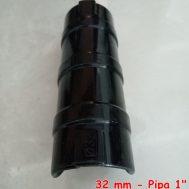 Clip / Klip Penjepit Plastik UV / Paranet – 32 mm – Pipa 1″ inch inci