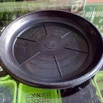 Tatakan Pot Diameter 22 Cm – Hitam
