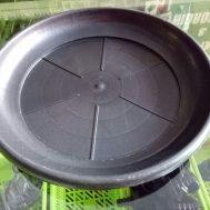 Tatakan Pot Diameter 26 Cm – Hitam
