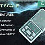 Timbangan Perhiasan Digital + Baterai (Ukur Mikro)