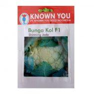 Benih Bunga Kol Shining Jade F1 130 Biji – Known You Seed