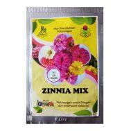 Benih Zinnia Mix IPB 50 Biji – Dramaga
