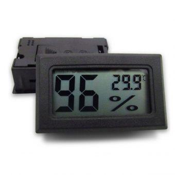 Mini Thermometer & Hygrometer Tanpa Probe