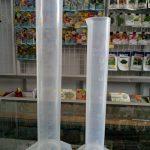 Gelas (Tabung) Ukur Hidroponik 50 Ml
