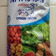 Pupuk NPK Mutiara 16-16-16 Cap Pak Tani (Rusia) – 1 Kg