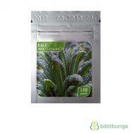 Benih Kale Nero / Lacinato 150 Biji – Kemasan Foil