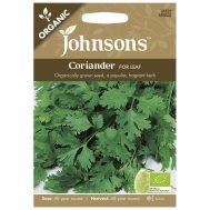 Benih Coriander For Leaf 100 Biji – Johnsons Seeds