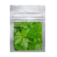 Benih Celery Leaf/Cutting 250 Biji – Kemasan Foil