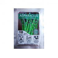 Benih Asparagus Connover's Colossal 10 Biji – Kemasan Foil