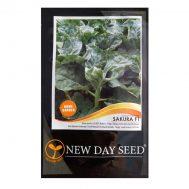 Benih Kailan Sakura F1 2 Gram – New Day Seed