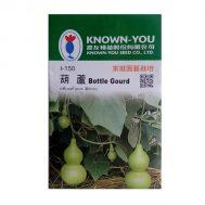 Benih Labu Botol (Bottle Gourd) –  Known You Seed