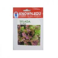 Benih Selada Ava Red 5 Gram – Known You Seed