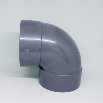 """Sambungan Keni / Konektor Elbow / Belokan L 2 1/2"""" inch inci"""